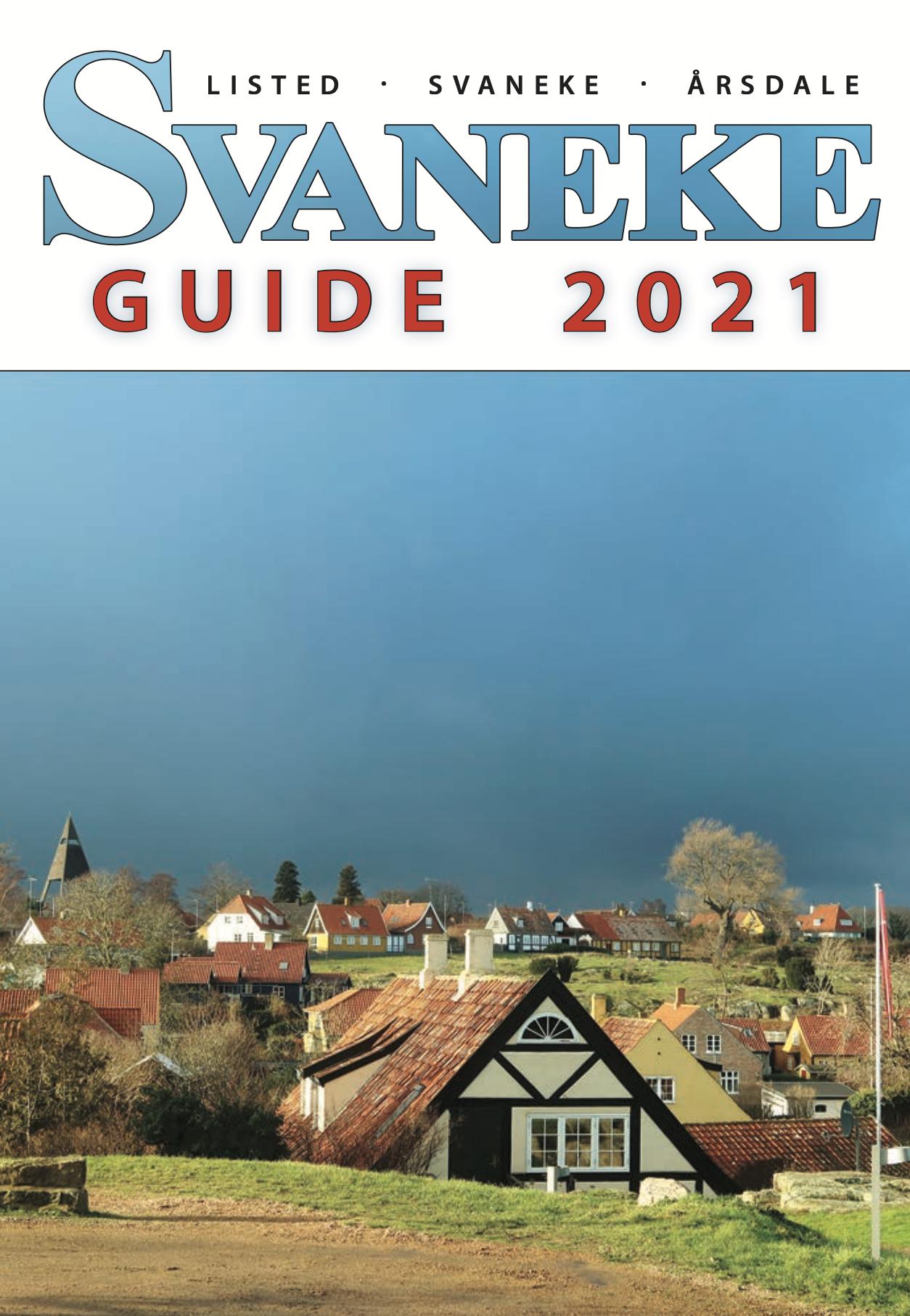 svaneke guide 2021